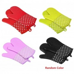 Silicone Kitchen Oven Mitts 2 Pack